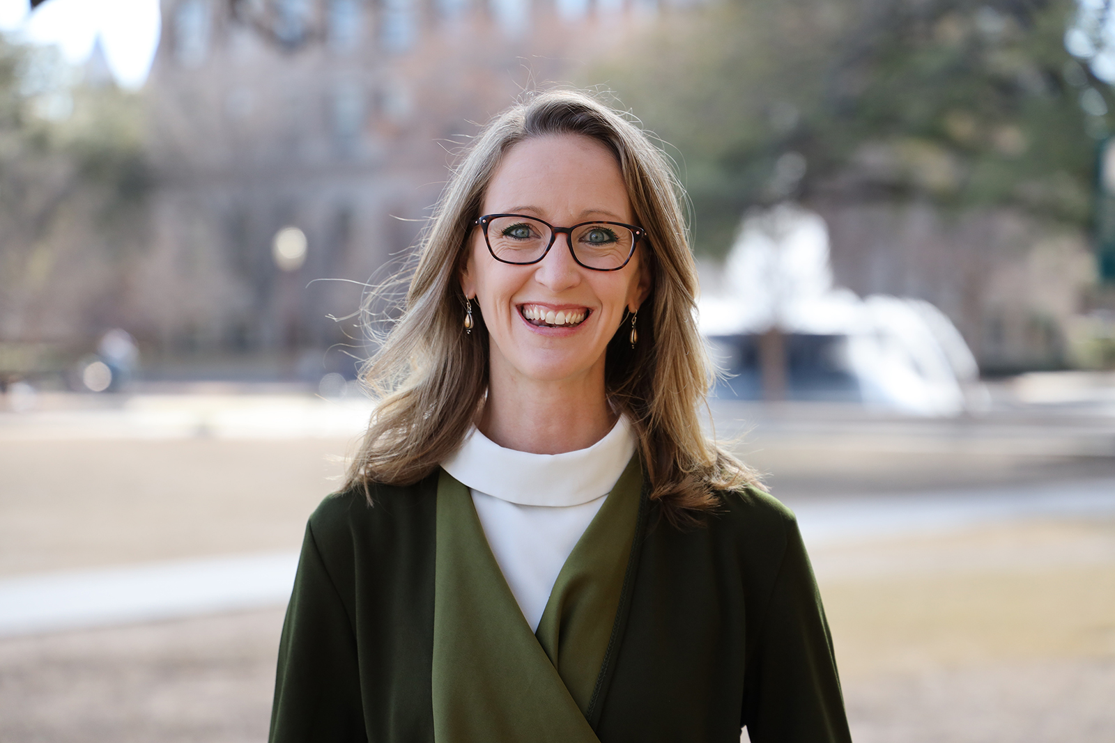 Emily Smith in 2019. Photo by Robert Rogers/© 2019 Baylor University