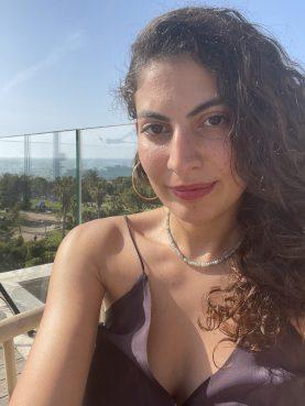 Hadar Cohen. Photo courtesy of Cohen