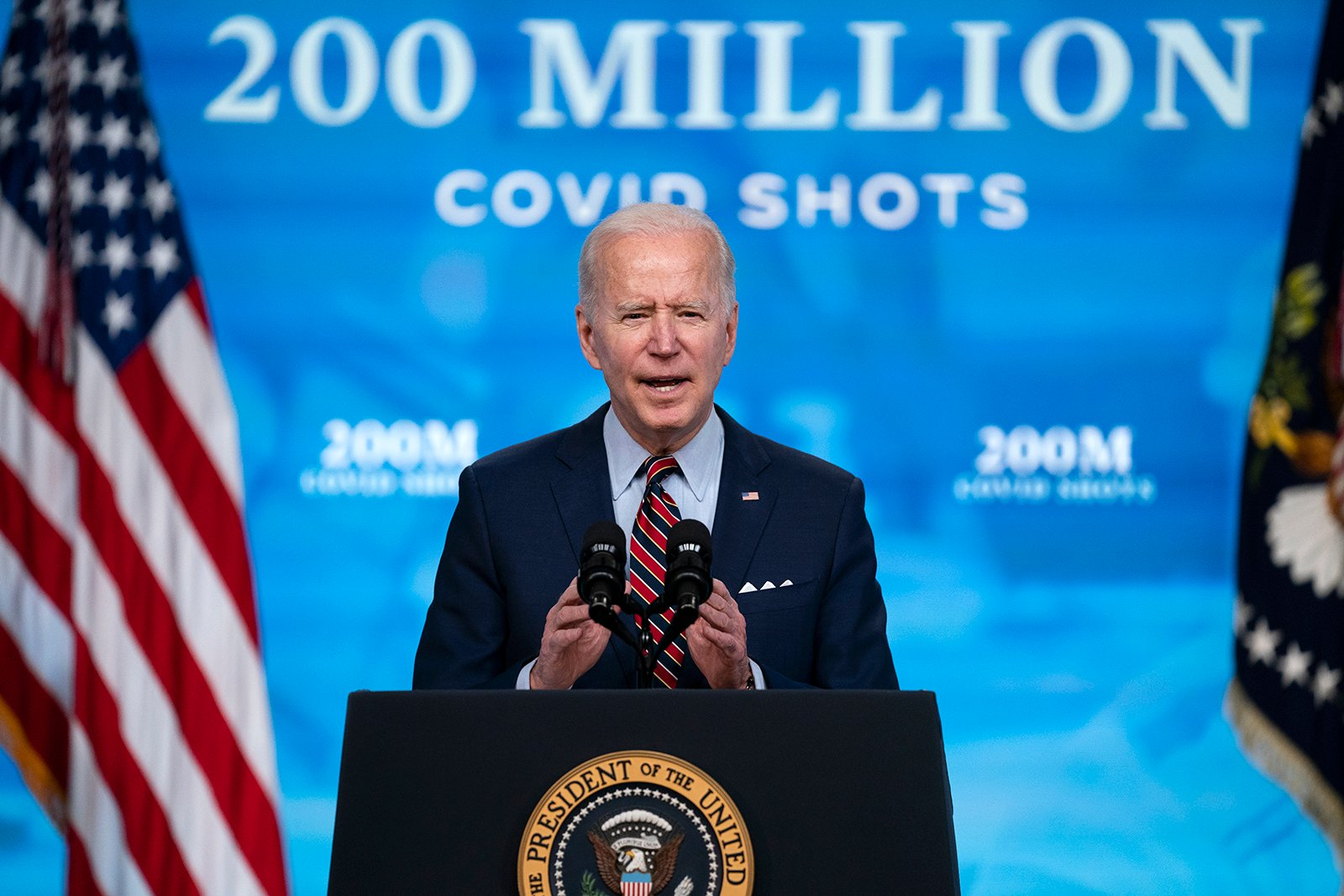 With Pope Francis' blessing, Catholics pressed Biden White House to waive vaccine patents