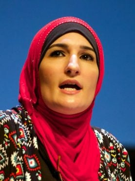 Linda Sarsour in 2016. Photo courtesy of Creative Commons