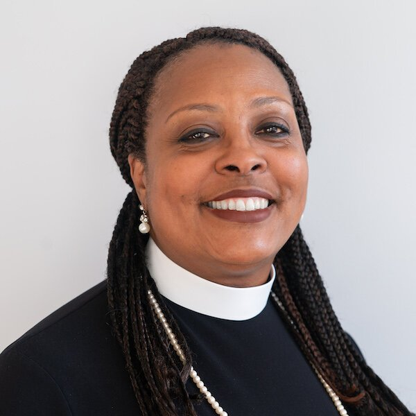 Rev. Canon Paula E. Clark. Image courtesy of https://chicagobishopsearch.org/