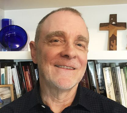 The Rev. Ed Phillips who teaches Christian Worship at Candler School of Theology. Photo courtesy of Rev. Phillips