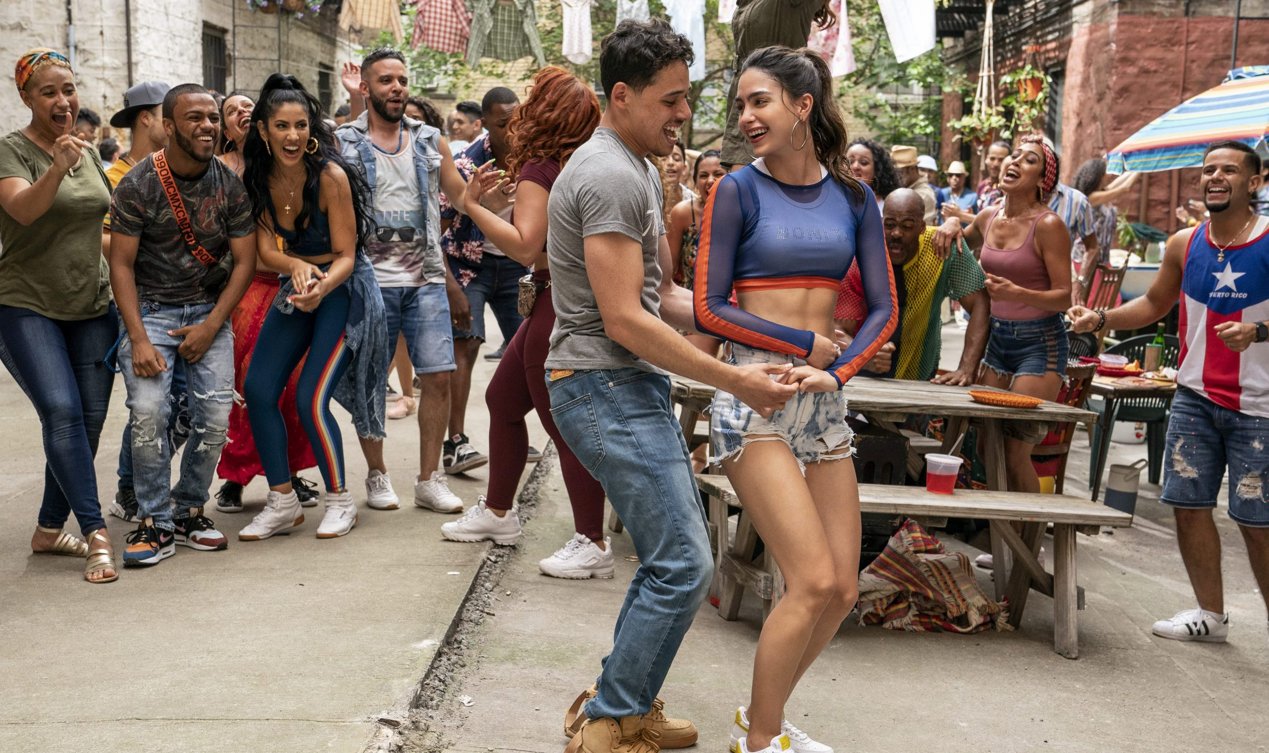 """Still from """"In The Heights."""" Courtesy photo"""