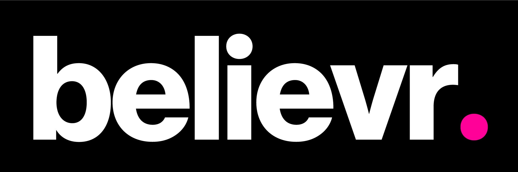 Logo for the new believr app. Courtesy image