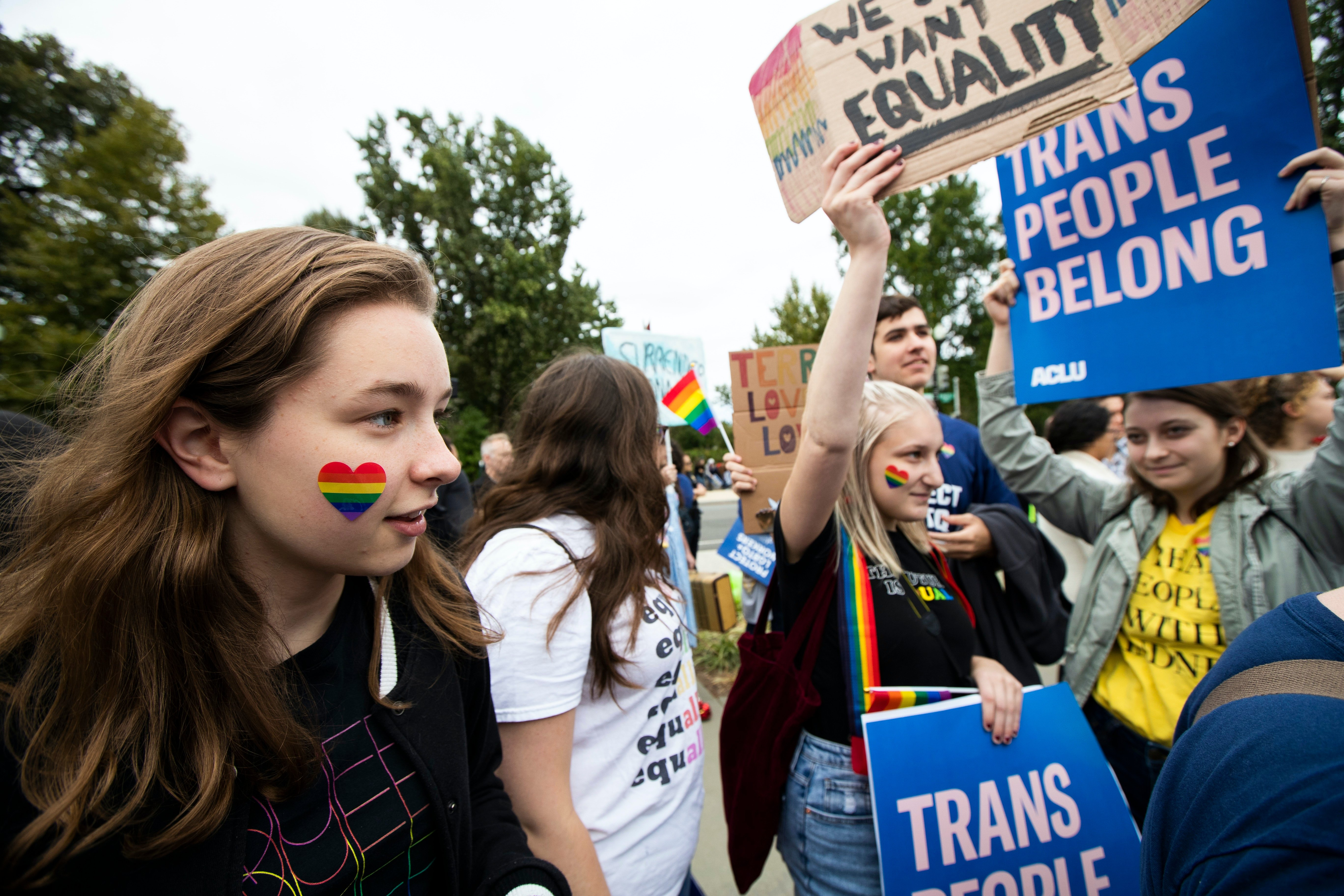 A recent lawsuit has charged the U.S. Department of Education as being complicit in the abuse of LGBTQ students. (AP Photo/Manuel Balce Ceneta)