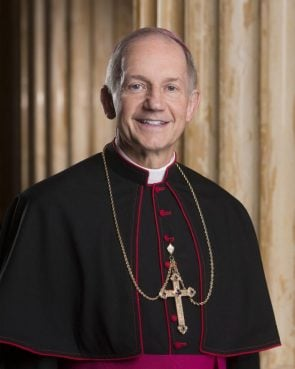 Bishop Thomas J. Paprocki of Springfield, Ill., pictured in a July 11, 2018, photo. Photo courtesy of the Springfield Diocese