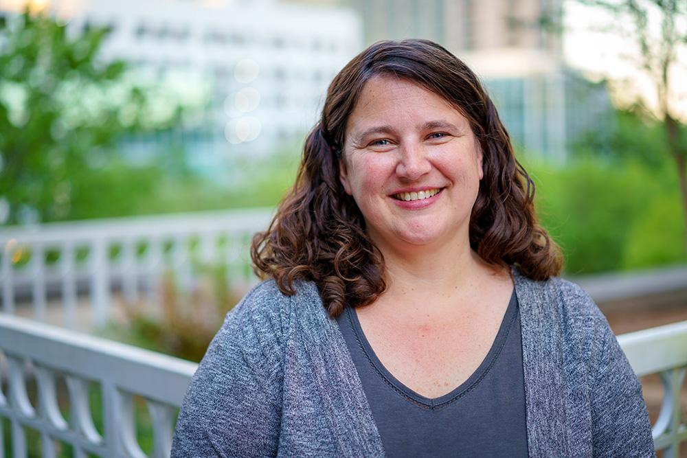 Kristi Gleason. Photo by Shoubert David, courtesy Bethany Christian Services