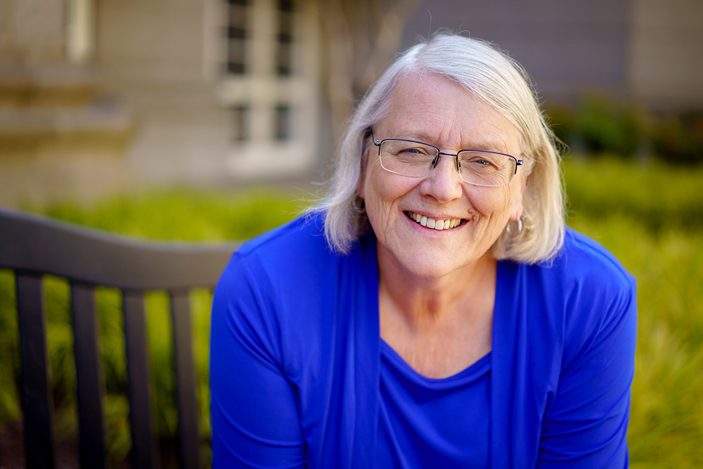 Dona Abbott. Photo by Shoubert David, courtesy Bethany Christian Services