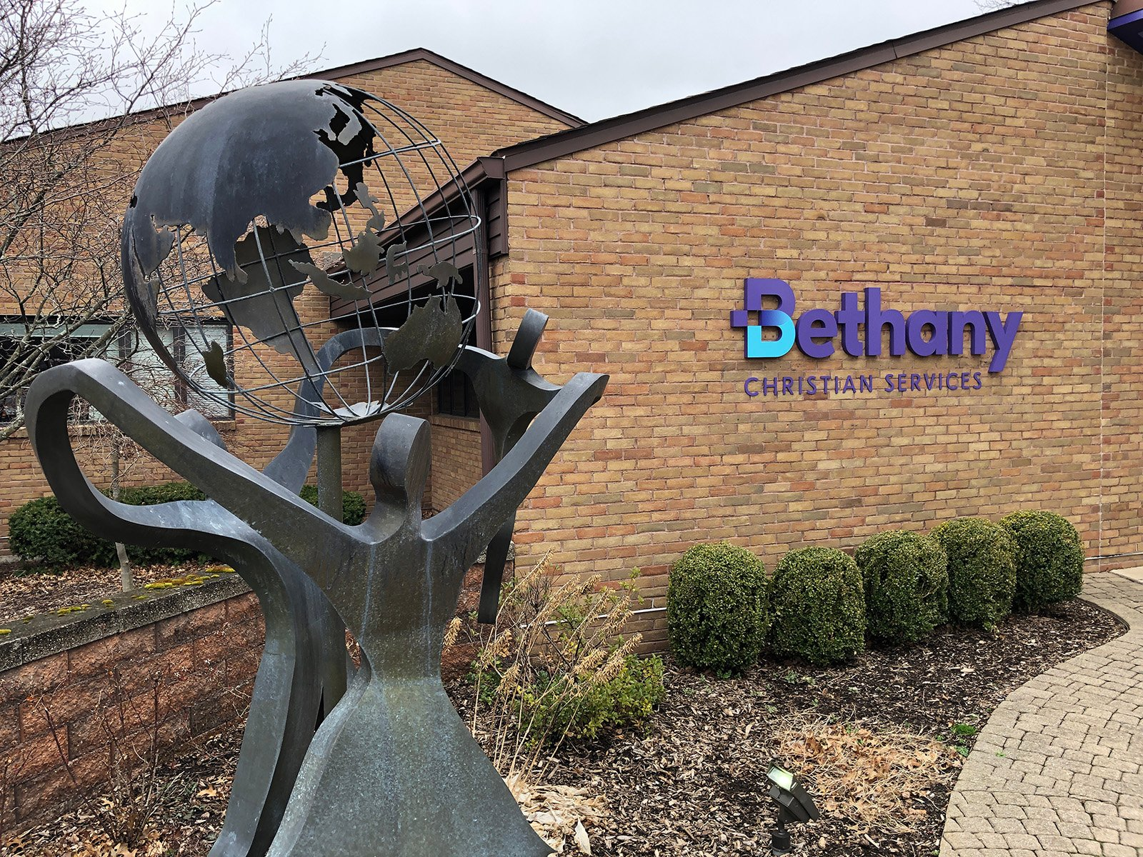 Bethany Christian Services headquarters in Grand Rapids, Michigan. Photo courtesy of Bethany Christian Services