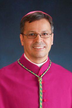 Bishop Alberto Rojas of the Diocese of San Bernardino. Photo courtesy of the Diocese of San Bernardino