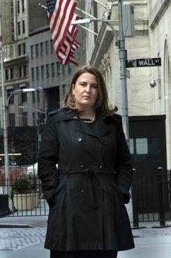 Dawn Carpenter in New York City. Photo by Jeffrey Bruno