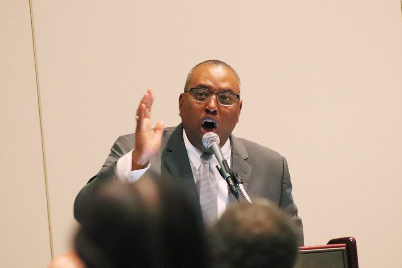 Marshal Ausberry Urges Black Members of Southern Baptist Convention to Stay Strong Amid Race, Gender, and Sex Abuse Controversies