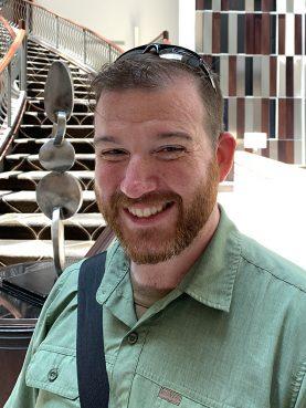 Steve Bohnke. RNS photo by Bob Smietana