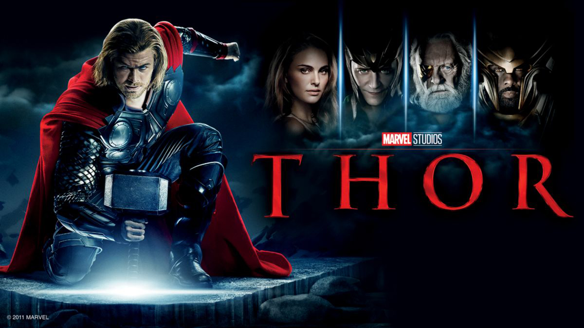 """""""Thor"""" was released in 2011. Image courtesy of Marvel Studios"""
