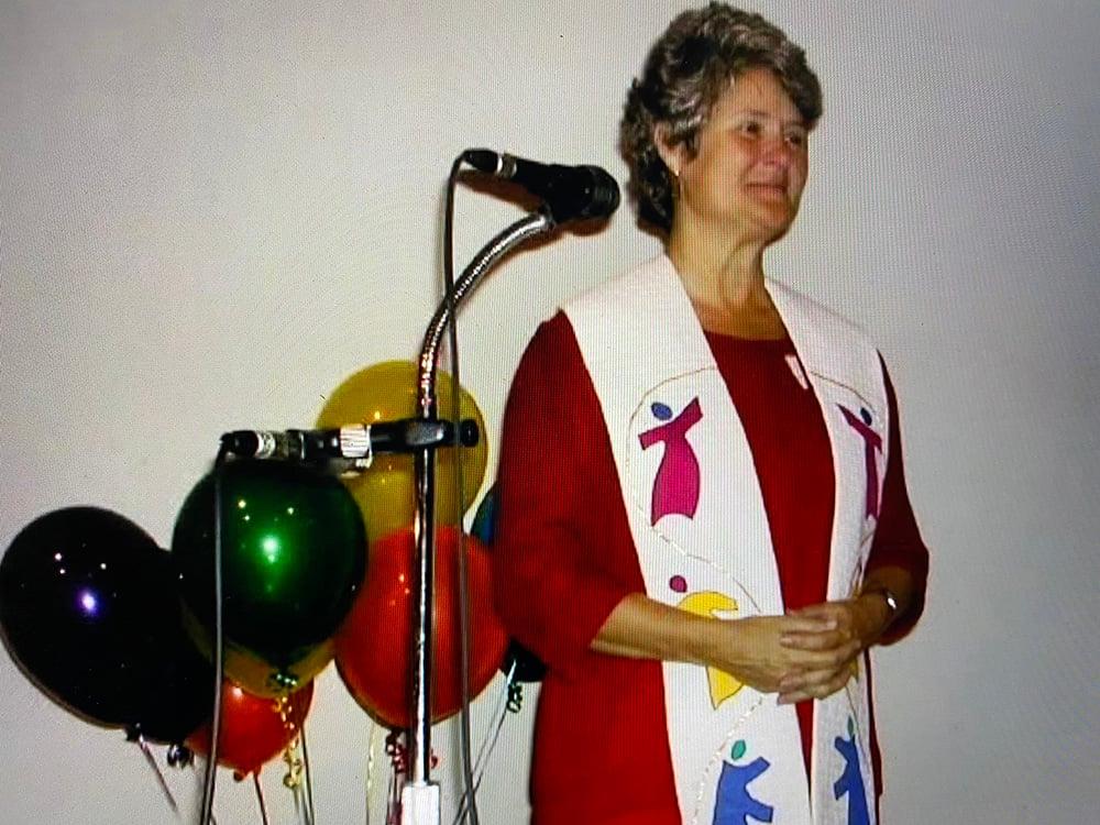 The Rev. Leslie Penrose was the founding pastor of Community of Hope in Tulsa, Oklahoma. Photo courtesy of Leslie Penrose