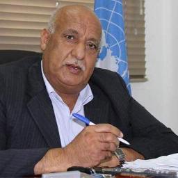 Khalil el Halabi. Photo via Twitter