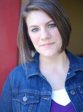 Rachel Held Evans. Image courtesy of Maki Evans