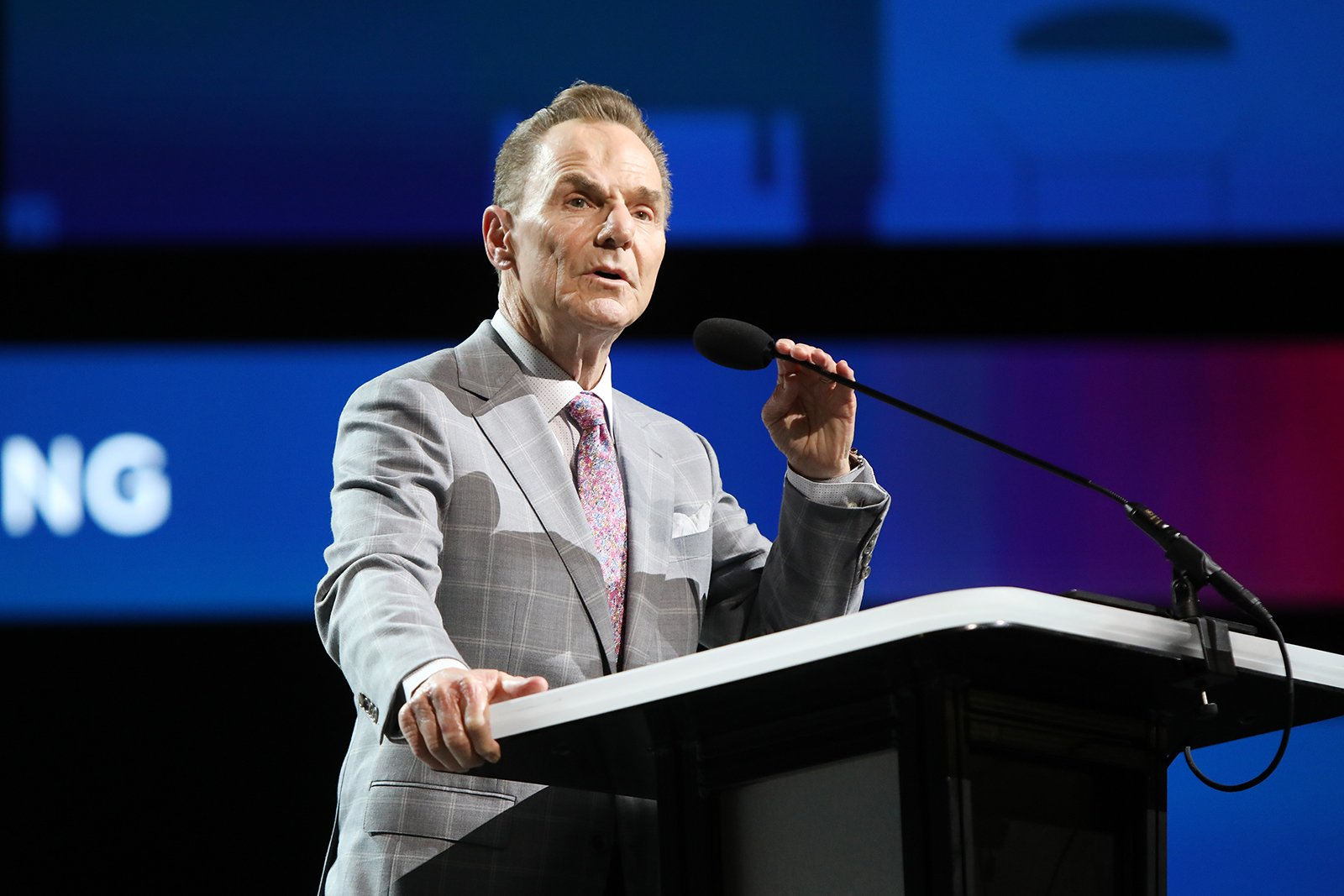 Ronnie Floyd, Head of Southern Baptist Executive Committee, Questions Messengers' Resolution in Sex Abuse Investigation