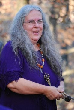 The Rev. Selena Fox. Photo by Robertpaxton/Creative Commons