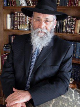 Rabbi Sholom Lipskar. Photo courtesy of Chabad Lubavitch