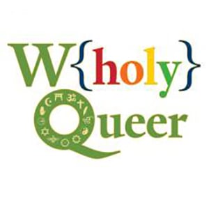 W{holy} Queer logo. Courtesy image