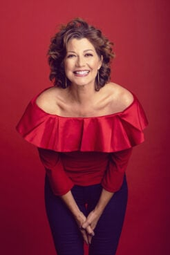 Amy Grant. Photo by Cameron Powell