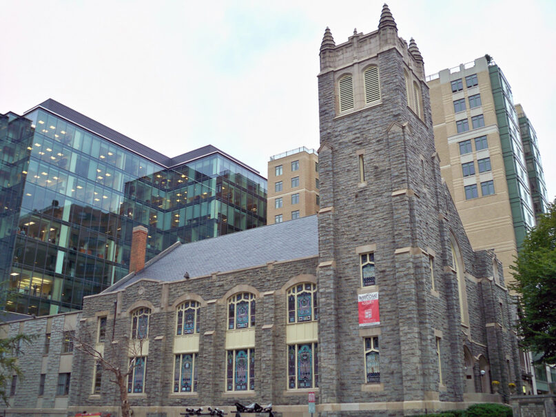 Asbury United Methodist Church in Washington, D.C. Photo by Matthew G. Bisanz/Creative Commons