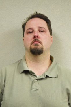 David Nims. Photo courtesy of the Escambia County Sheriff's Office Facebook Page