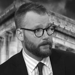 Ed Condon, editor and cofounder of The Pillar. Photo courtesy of The Pillar website
