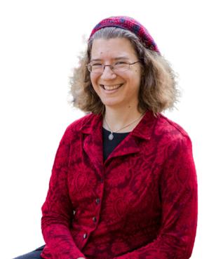 Rabbi Julia Watts Belser. Photo courtesy of Georgetown's Berkley Center website