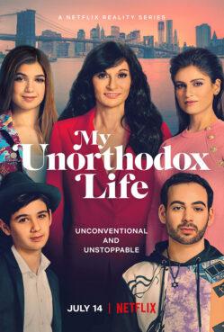 """""""My Unorthodox Life"""" on Netflix. Image courtesy of Netflix"""
