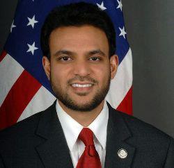 Rashad Hussain. Photo by State Department/Creative Commons