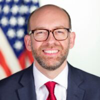 Russel Vought, Director of the Office of Management and Budget under the Trump administration. Photo courtesy of trumpwhitehouse.archives.gov