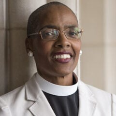 The Very Rev. Kelly Brown Douglas. Photo courtesy of Washington National Cathedral