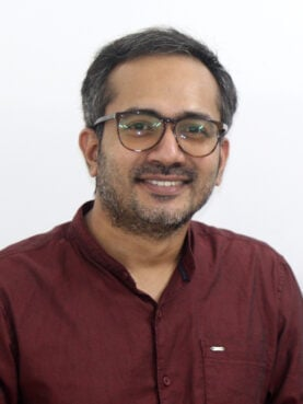 Arif Hussain Theruvath. Courtesy photo