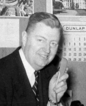 Carl McIntire in January 1957. Photo courtesy of Creative Commons