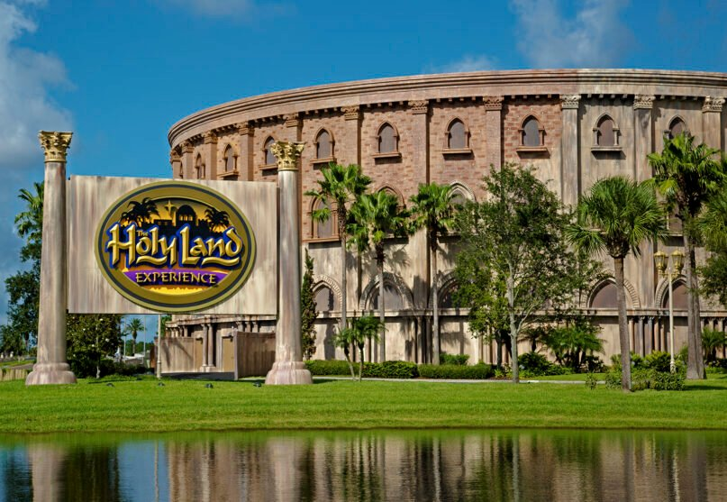 The Holy Land Experience theme park in Orlando, Florida. Photo by Zfigueroa/Creative Commons