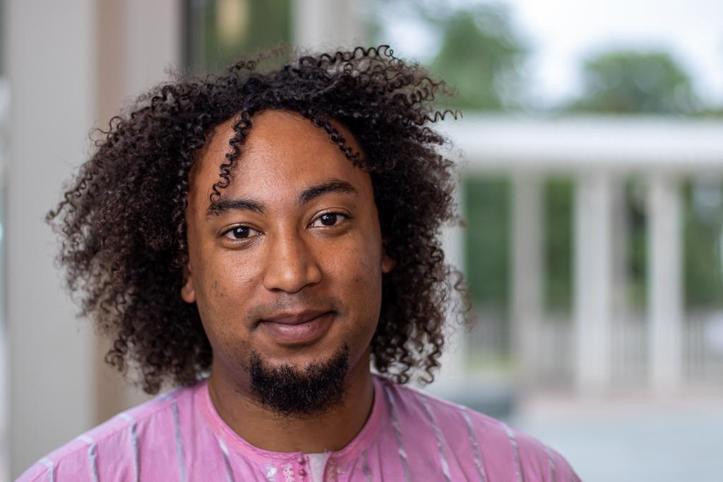 Oludamini Ogunnaike. Photo courtesy of the University of Virginia