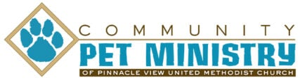 Community Pet Ministry of Pinnacle View United Methodist Church in Little Rock, Arkansas. Courtesy image