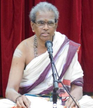 Ravi Vaidyanaat Šivãchãriar. Courtesy photo
