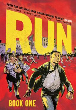 """Run"" cover. Courtesy image"