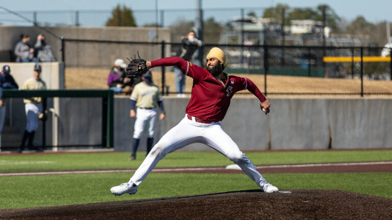 Samrath Singh, First Turban-wearing Sikh to Play NCAA Baseball, is More than the Challenges he has Overcome