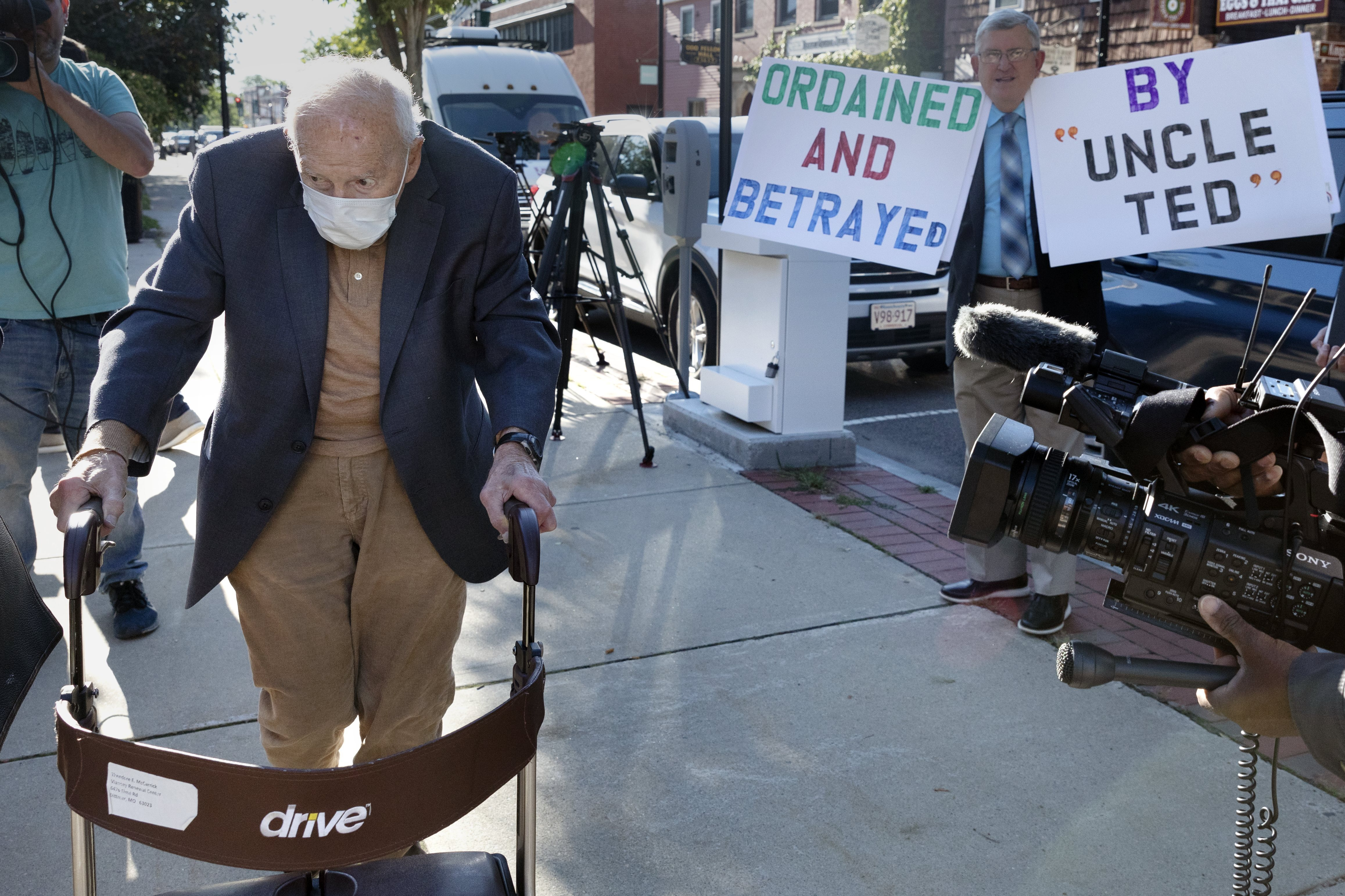 Defrocked Catholic Prelate Theodore McCarrick Arraigned for Child Sex Abuse Charges