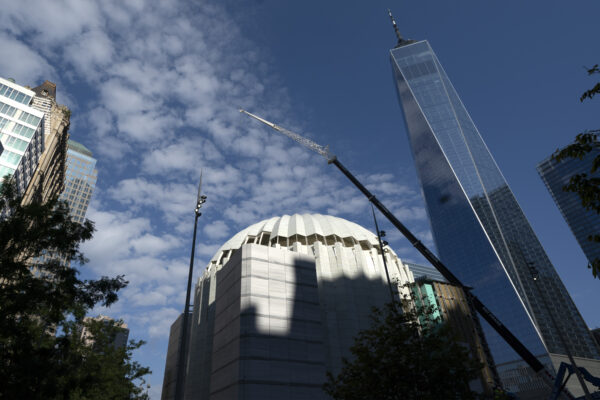 Greek Orthodox Church Destroyed on 9/11 Nears Rebuilding 20 Years Later
