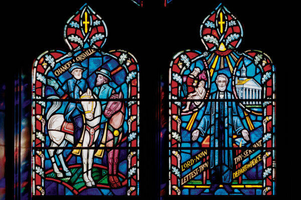 Washington National Cathedral to Replace Stained-Glass Windows Depicting Confederate Generals Robert E. Lee and Stonewall Jackson With Work Honoring African Americans' Struggle for Justice