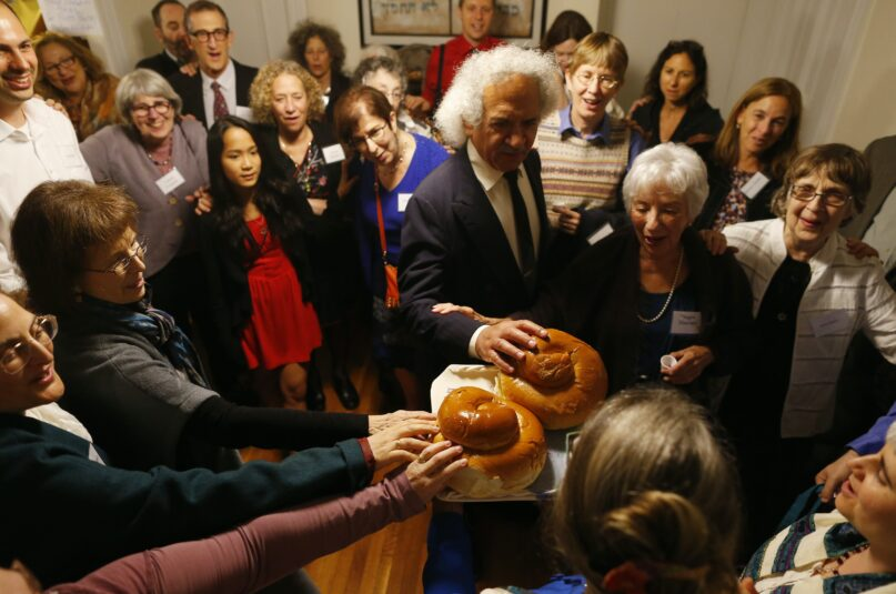 The Jewish High Holy Days commemorate concepts such as renewal, forgiveness, freedom and joy. (Jessica Rinaldi/The Boston Globe via Getty Images)