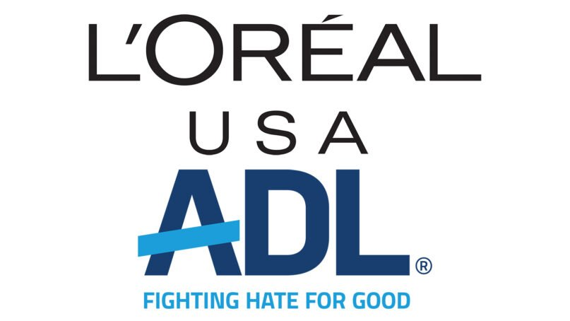 L'Oréal USA and the Anti-Defamation League are partnering to promote awareness and understanding about the Holocaust. Courtesy graphics