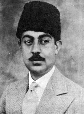 Abdul Ghafoor Breshna. Photo courtesy of Creative Commons