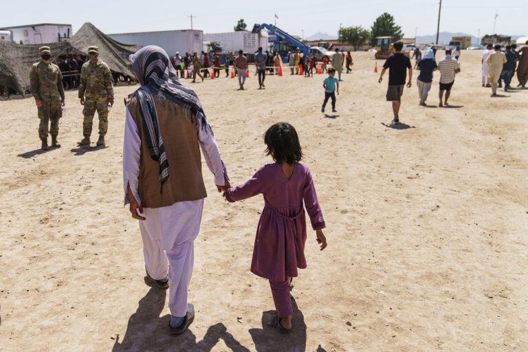 Former U.S. Presidents, Religious Leaders Launch Organization to Help Afghan Evacuees in U.S.