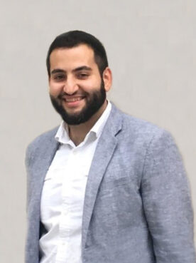 Bilal Askaryar. Photo via Welcome.US